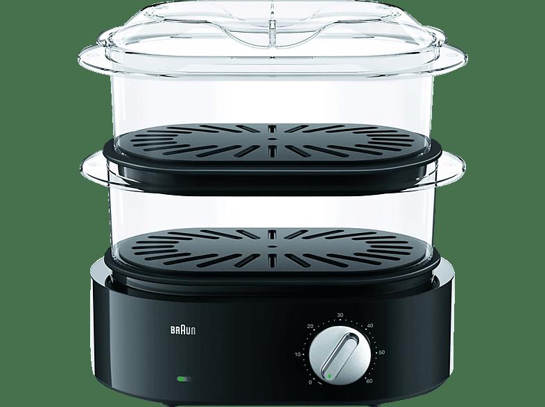 BRAUN FS 5100 BK μικροσυσκευές   φροντίδα συσκευές κουζίνας ατμομάγειρες είδη σπιτιού   μικροσυσκ