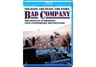 Bad Company - 40th Anniversary Documentary [DVD]