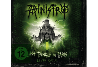 Ministry - Last Tangle In Paris - Live 2012 - (CD + DVD Video)