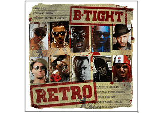 B-tight - Retro - (CD)