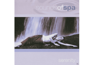 Sounds Of Spa - Serenity - (CD)