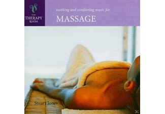 Stuart Jones - Soothing Massage - Therapy - (CD)