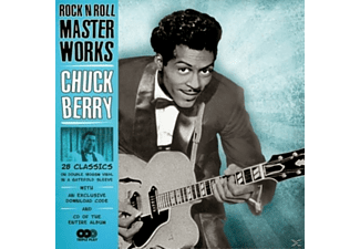 Chuck Berry - Rock 'n' Roll Master Works - (LP + Bonus-CD)