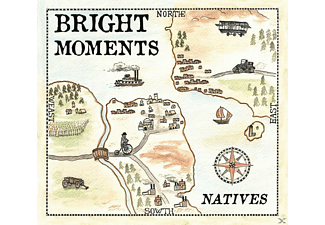 Bright Moments - Natives [CD]