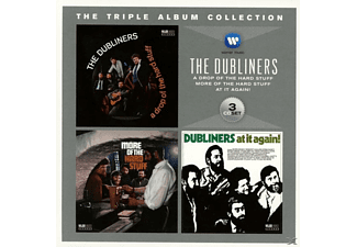 The Dubliners - The Triple Album Collection - (CD)