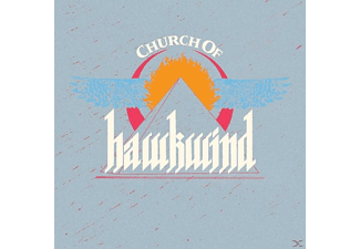 Hawkwind - Church Of Hawkwind (Expanded+Remastered) - (CD)