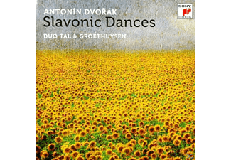 Tal - Dvorak: Slavonic Dances - (CD)