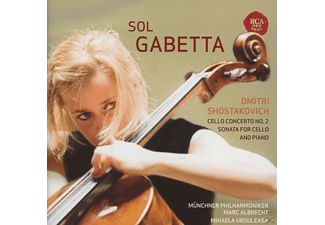Sol Gabetta - Shostakovich: Cello Concerto [CD]