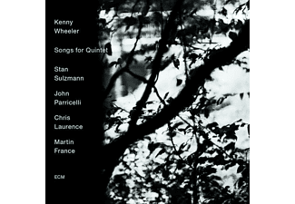 Kenny Wheeler - Songs For Quintet [CD]