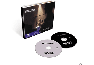 The Pretenders - The Isle Of View (Cd+Dvd) - (CD)