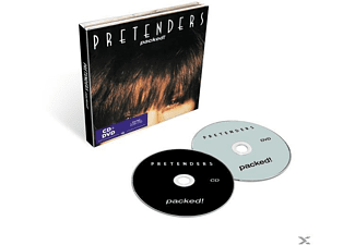 The Pretenders - Packed! (Cd+Dvd Deluxe Edition) - (CD + DVD)