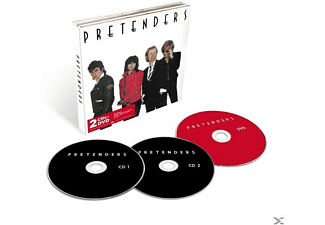 The Pretenders - Pretenders (2cd+Dvd Deluxe Edition) - (CD + DVD)