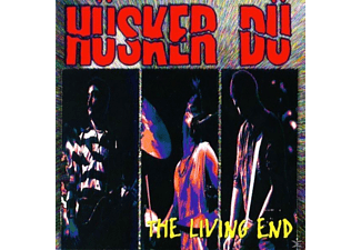 Hüsker Dü - Living End - (Vinyl)