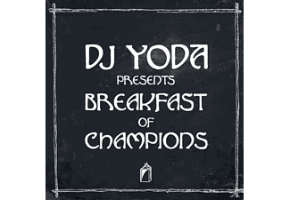 Dj Yoda - Dj Yoda Presents:Breakfast Of Champions [CD]