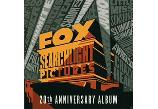VARIOUS - Fox Searchlight: 20th Anniversary Album - (CD)