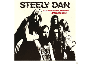 Steely Dan - Ellis Auditorium Memphis April30th 1974 - (CD)