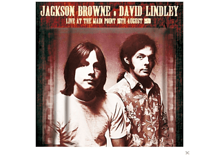 Jackson Browne, David Lindley - Live At The Main Point, 15th August 1973 [CD]