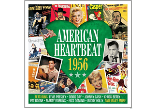 VARIOUS - American Heartbeat 1956 - (CD)