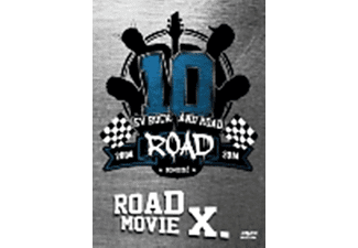 Road - Road Movie X. (DVD)