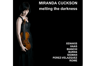 Miranda Cuckson - Melting The Darkness [CD]