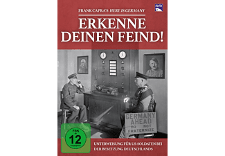 "Erkenne deinen Feind - Frank Capras ""Here is Germany"" [DVD]"