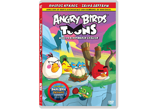 Angry Birds Volume 2 DVD
