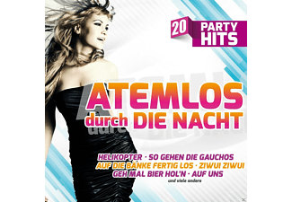 VARIOUS - Atemlos Durch Die Nacht - 20 Party Hits - (CD)