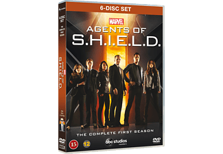 Agents of S.H.I.E.L.D. S1 Action DVD