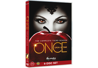 Once Upon a Time S3 Äventyr DVD