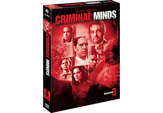 Criminal Minds S3 Thriller DVD