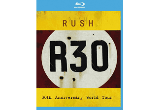 Rush - R30 - 30th Anniversary Tour - (Blu-ray)