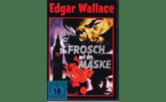 Edgar Wallace - Der Frosch mit der Maske [DVD]