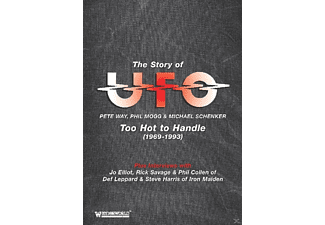 Ufo - Story Of Ufo: Too Hot To Handle 1969-1993 - (DVD)