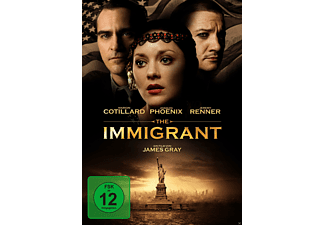 The Immigrant - (DVD)