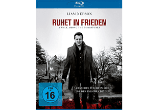 Ruhet in Frieden - A Walk Among The Tombstones - (Blu-ray)