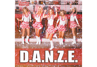 Funky Marys - D.A.N.Z.E. [Maxi Single CD]