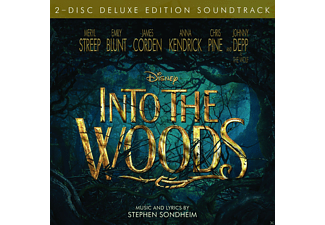 Various - Into The Woods - (CD)