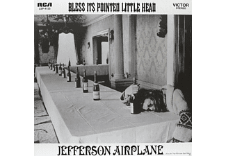 Jefferson Airplane - Bless It`s Pointed Little Head - (Vinyl)
