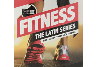 VARIOUS - Fitness The Latin Series - (CD)