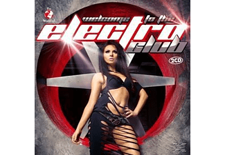 VARIOUS - Welcome To The Electro Club [CD]