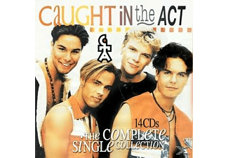 Caught In The Act - The Complete Single Collection - (CD)
