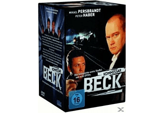 Kommissar Beck - Box 1 [DVD]
