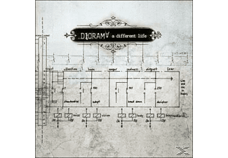Diorama - A Different Life - (CD)