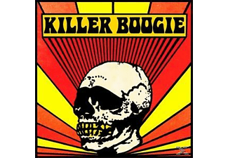 Killer Boogie - Detroit [CD]