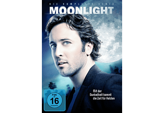 Moonlight - Die komplette Serie [DVD]