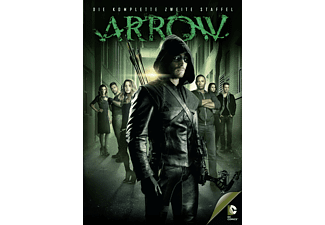 Arrow - Staffel 2 [DVD]