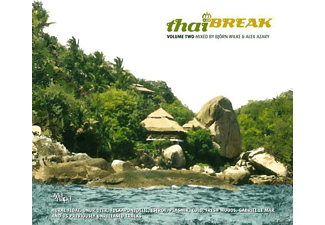VARIOUS - Thaibreak Vol.2 - (CD)