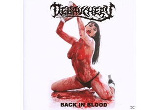 Debauchery - Back In Blood - (CD)