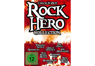 VARIOUS - Rock Hero Collection [DVD]