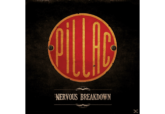 Pillac - Nervous Breakdown - (CD)
